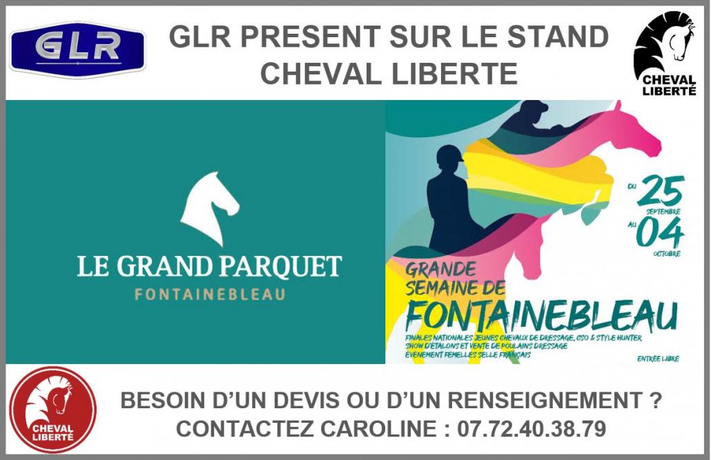Le Grand Parquet Fontainebleau 2020