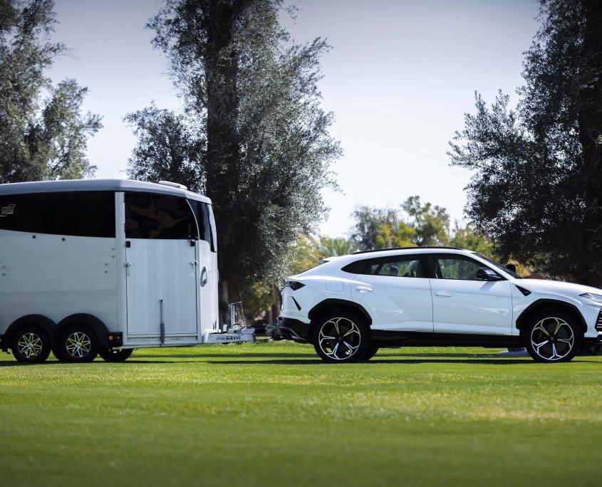 Horsebox_HBX_HBX506_Silver_alloy wheels_right hand front ramp_Lamborghini-1_outdoor location